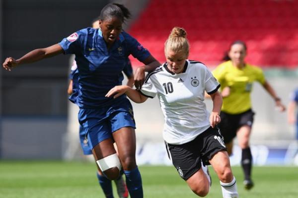 Tounkara fera partie des joueuses ayant déjà disputé un Mondial (photo FIFA)