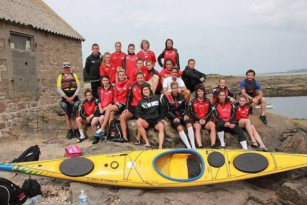 D1 - Brèves des entrainements : Kayak de mer, chouette et RC Lens