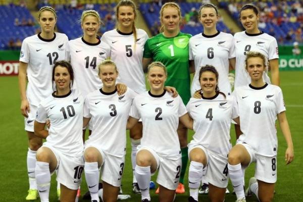 La Nouvelle-Zélande prête à défier la France (photo FIFA.com)