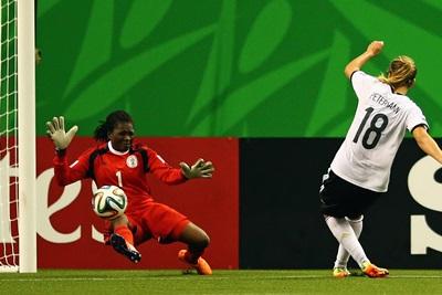 Le but libérateur de Petermann (photo FIFA)