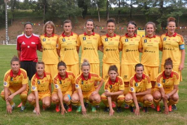 Rodez Aveyron Football (photo C Ringaud)