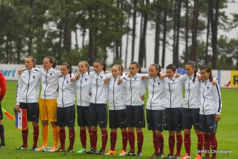 La Roumanie a encaissé quatre buts face à la France
