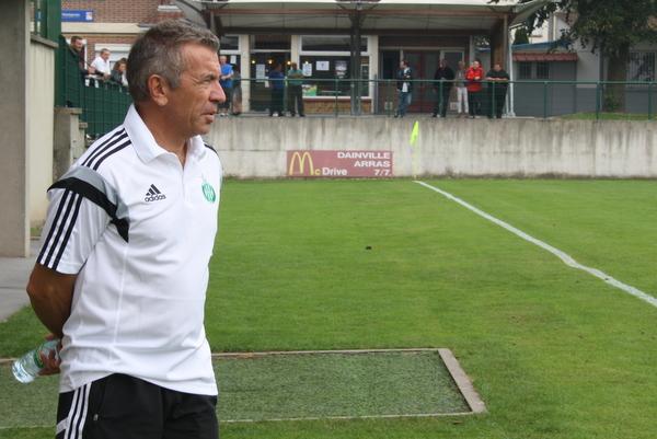 Hervé Didier, observateur.