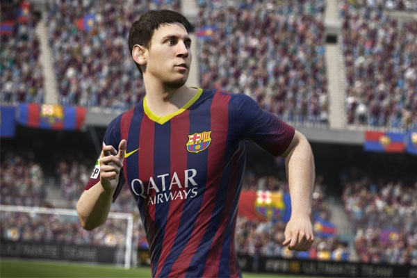FIFA 15 - Feel the game !