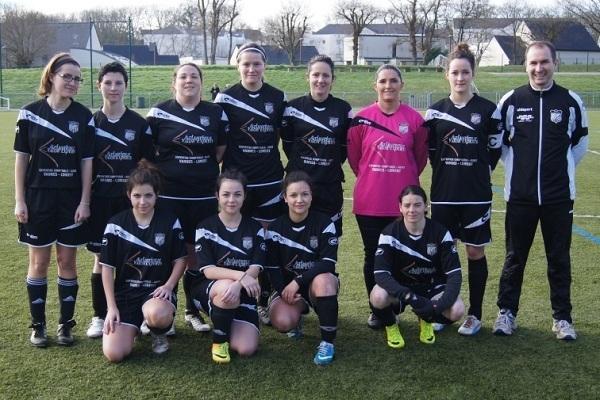 Auray FC, en lice pour un troisième tour de coupe de France.