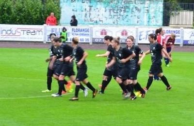 Metz remporte son premier match à domicile (photo FC Metz)