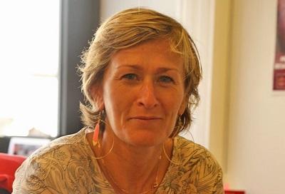 L'ex-judokate Frédérique Jossinet a contribué à ce rapprochement