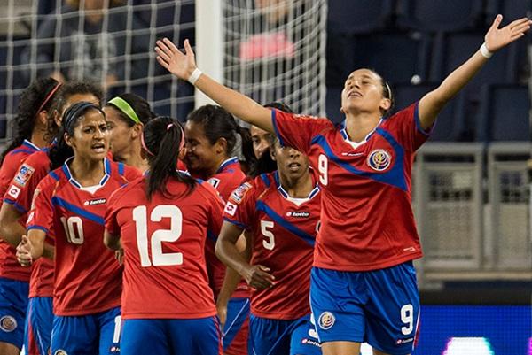CONCACAF 2014 - TRINITE et TOBAGO qualifié jouera le COSTA RICA