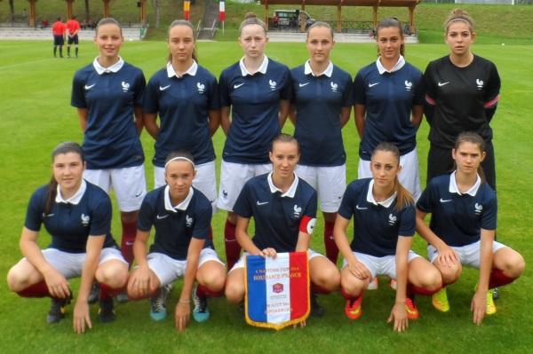 U17 - La liste pour les deux FRANCE - ITALIE