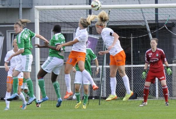 Si l'ASSE a un match très important face à Issy, Montpellier se doit de réagir à Arras (Photo : Eric Quiblier)