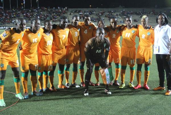 La Côte d'Ivoire est en demi-finale (photo CAF)