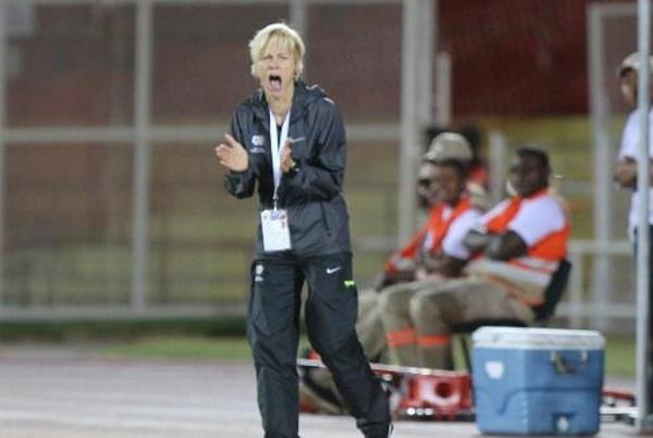 Vera Pauw, sélectionneur des Banyana Banyana (photo CAF)