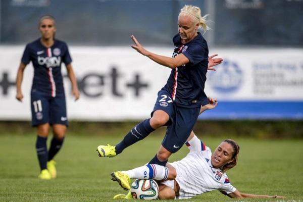 Après la finale de la Valais Cup, OL et PSG se retrouvent, mais sans Abily blessée