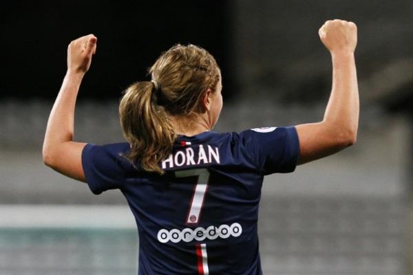Lindsey Horan, l'Américaine à suivre