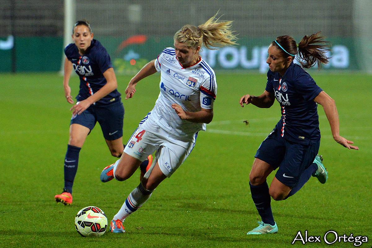 Ada Hegerberg a inscrit son 13e but de la saison