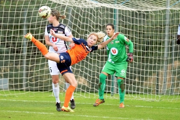 Tonazzi et Montpellier n'ont pas marqué à domicile lors des trois derniers matchs (photo MHSC)