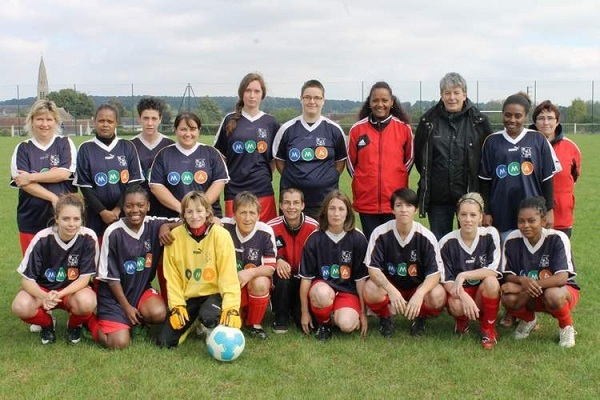 L'équipe fanion de l'AS Faye. Photo as-fye.footeo.com