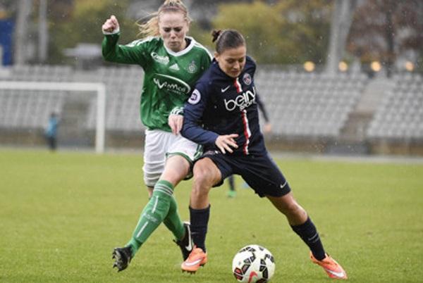 Saint-Etienne et le PSG seront en déplacement ce week-end