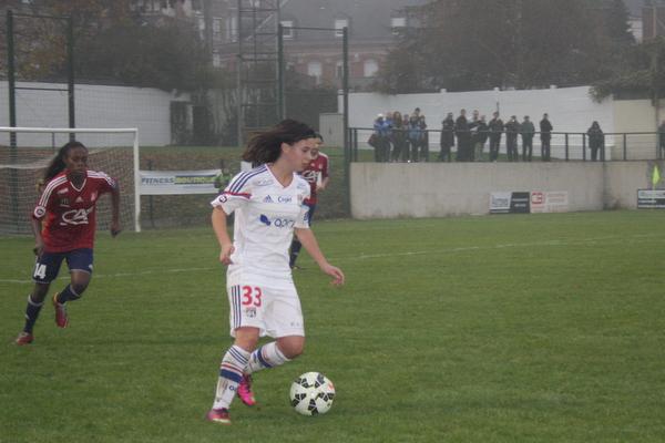 Maëlle Garbino fait ses débuts en D1
