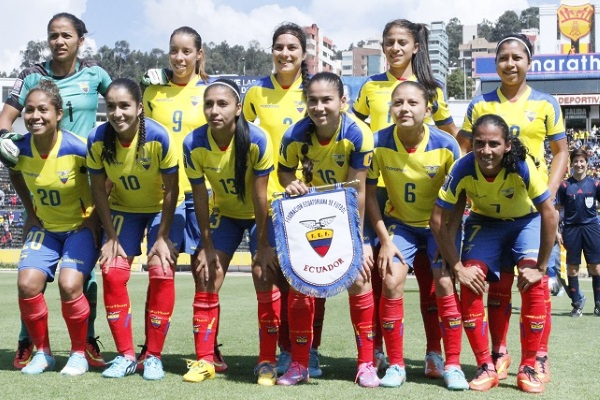 Coupe du Monde 2015 (Barrages) - L'EQUATEUR au bout du suspense
