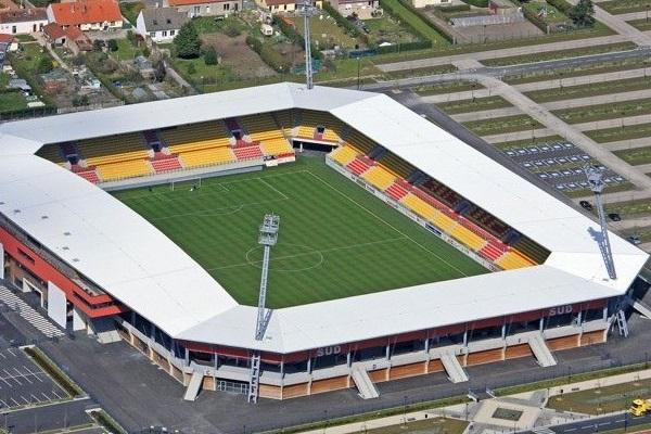 Après le MMArena du Mans, le stade de l'Epopée de Calais accueillera la finale de la Coupe de France féminine (photo DR)
