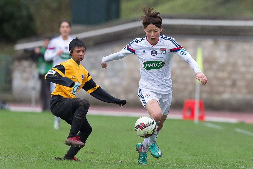 D1 - Saki KUMAGAI prolonge son contrat d'un an avec LYON