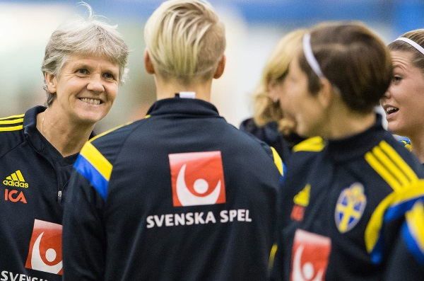 La Suède affrontera l'Allemagne, le Brésil et la Chine (photo SVFF)