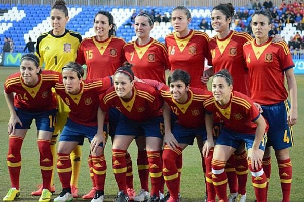 L'Espagne accrochée à domicile (photo Futbol Feminino)