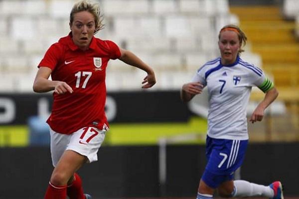 L'Anglaise Gemma Davison retrouvera la Finlande (photo FA)