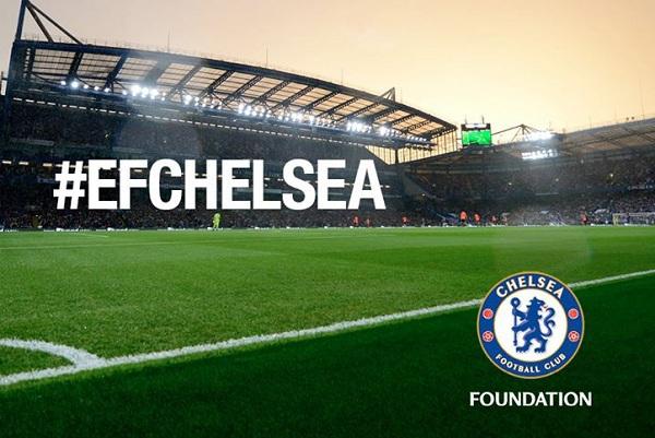 EF EDUCATION FIRST - Vis comme un champion avec la Chelsea Football Club Foundation...