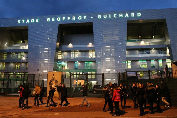 Geoffroy Guichard accueillera ASSE - MHSC dimanche à 15h00 (photo ASSE)