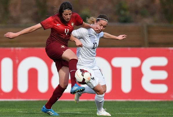 Camille Abily a participé aux quatre matchs (photo FPF)