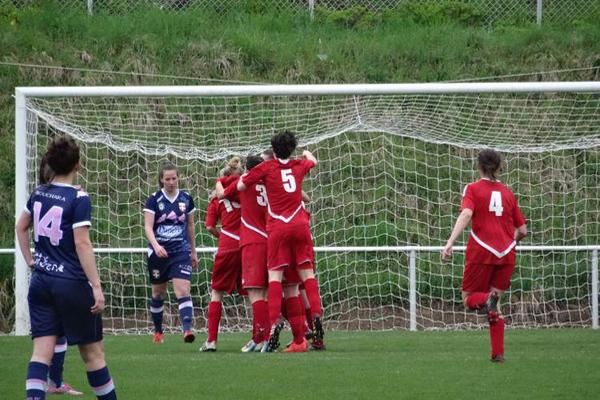 Excellente opération pour les féminines du FC Nivolet face à l'ETG-Ambilly Féminin FC ...