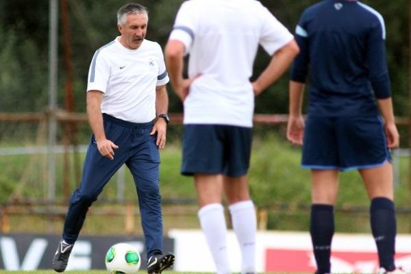 Gilles Eyquem juge son équipe plus homogène (photo FFF)