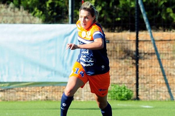 Claire Lavogez est à Montpellier depuis trois ans (Photo MHSC.com)
