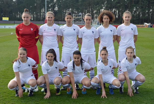 U16 - Une victoire pour débuter face à la SUEDE (2-1)