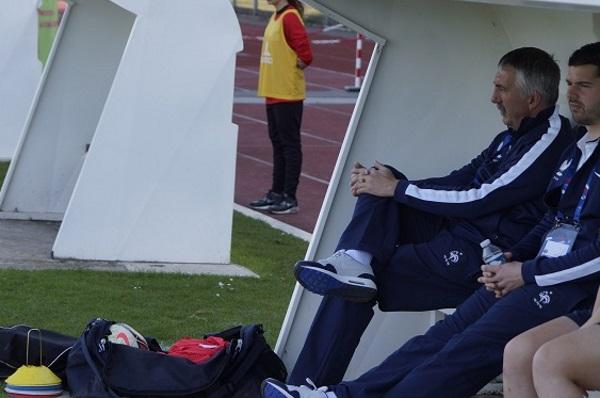 """U19 - Gilles EYQUEM : """"Elles n'ont jamais relâché"""""""