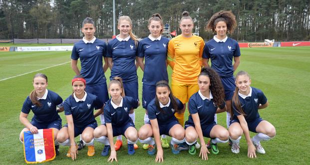 Troisième victoire pour les Bleues ! (photo FFF)