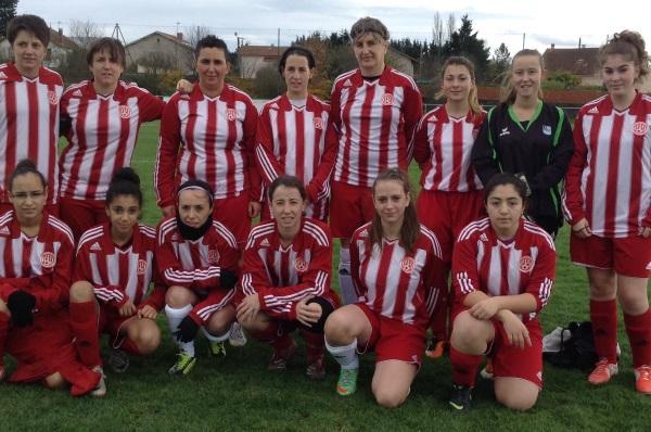 Le FC Des Prairies a marqué cinquante-sept buts en quatorze journée, ce qui le place au deuxième rang du classement départemental du Crédit Agricole Mozaïc Foot Challenge