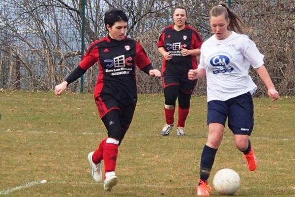 Les filles de Sud Isère ont marqué quatre-vingt un buts en championnat
