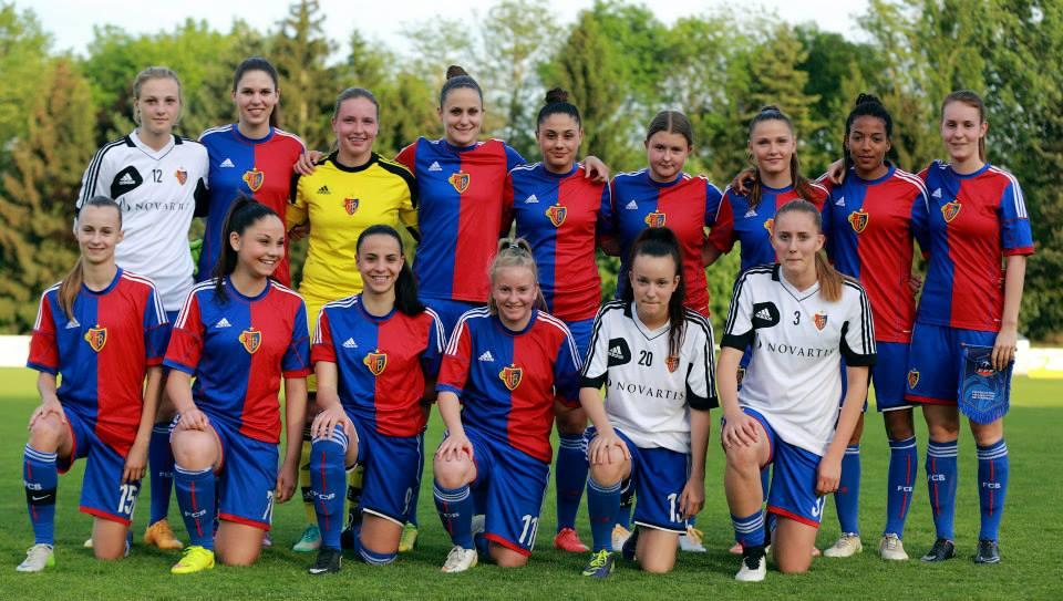L'équipe de Bâle (photo LAFA)