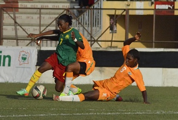 Amical - COTE D'IVOIRE - CAMEROUN : 2-3