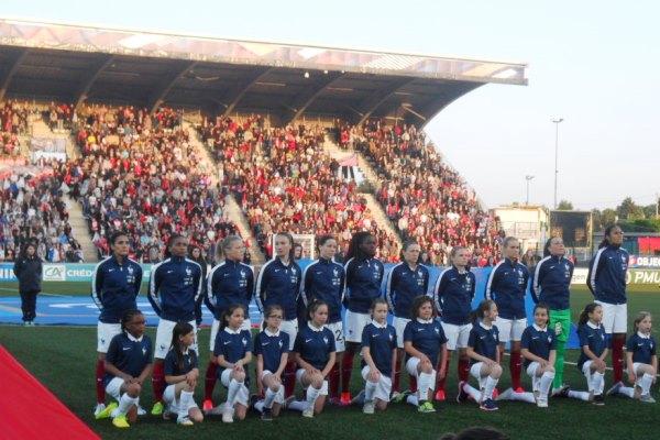 Bleues - FRANCE - RUSSIE : 2-1 : Les Bleues continuent leur route vers le Canada