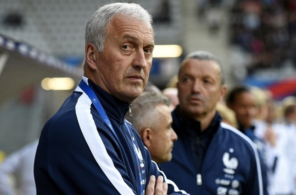 Philippe Bergeroo serein avant le départ