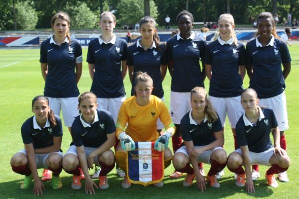 Amical U19 - La FRANCE fait la différence en seconde période face à l'ANGLETERRE (4-1)