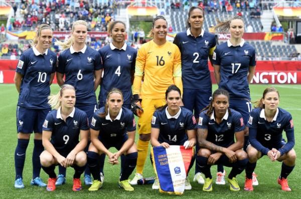 Coupe du Monde 2015 - FRANCE - ANGLETERRE : Un bon démarrage
