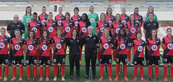 L'En Avant Guingamp 2014-2015 (photo club)