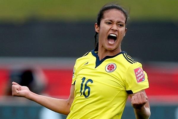 Lady Andrade a montré la voie du succès (photo FIFA)