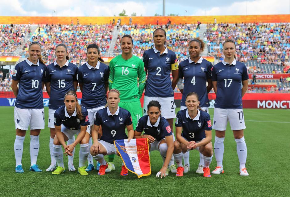 Le onze tricolore (photo FFF)