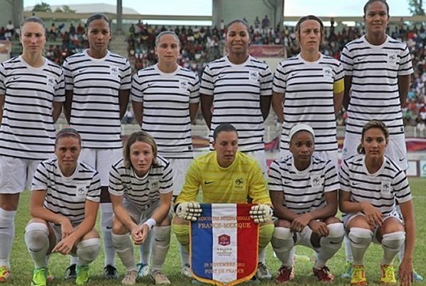 l'Equipe de France (photo fff.fr)